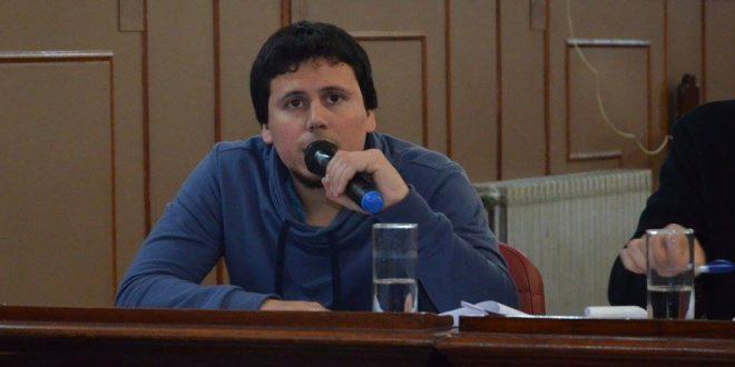 El HCD de Olavarría declaró visitante ilustre al Indio Solari