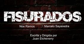 """""""Fisurados"""" se presentará este sábado en el Teatro Español"""