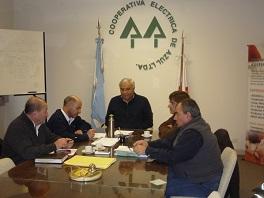 Noticias de la CEAL – Reunión con funcionarios municipales