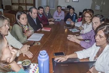 """Presentación del Programa """"Municipios libres de humo de tabaco"""""""