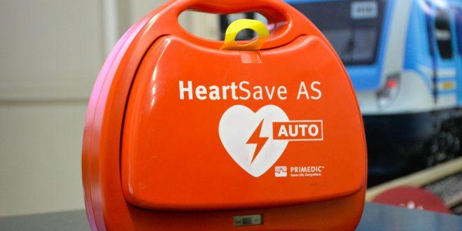 Trenes Argentinos:  Estaciones Cardioprotegidas y trabajadores capacitados en RCP