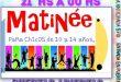 Puertas Abiertas – Matinee