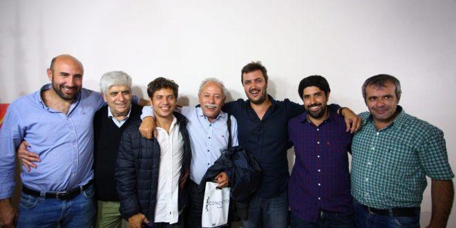 Axel Kicillof: Encuentro con Peronistas.
