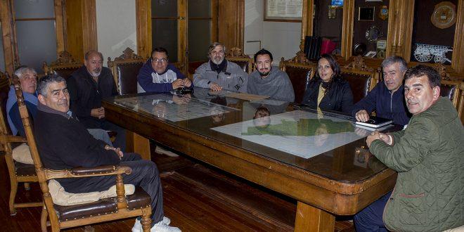 El Intendente anunció el pago a transportistas escolares con fondos municipales