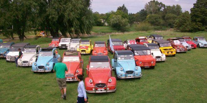 El Concejo Deliberante declaró de Interés Municipal el Décimo Encuentro Citroën de Azul