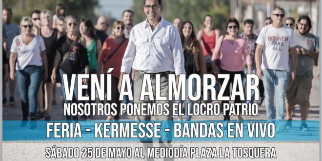 KERMESSE PATRIA DE UNIDAD CIUDADANA