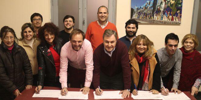 Azuleños para el Cambio presentó su lista de precandidatos ante la Junta Electoral del Frente Juntos por el Cambio