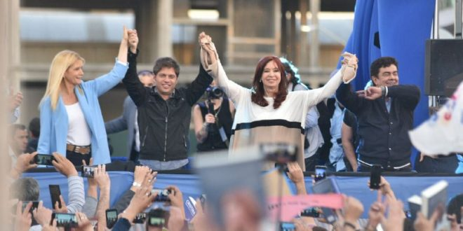 Cristina: «Vamos a empezar una etapa política diferente»
